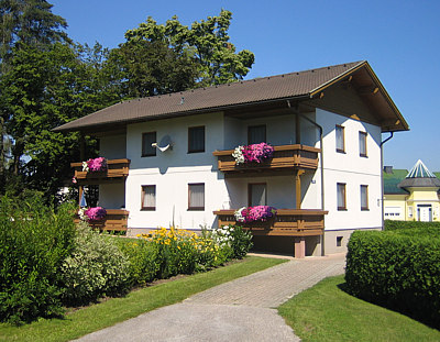 Appartement  DULLER in am Klopeiner See